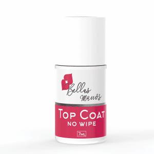 Top Coat No Wipe 7ml Bellas Manos